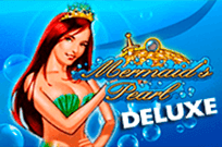 Автомат Mermaid's Pearl Deluxe в Вулкан Удачи